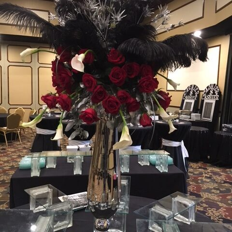 Long Island Bar / Bat Mitzvahs Flowers